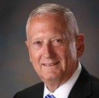 Photo of Jim Mattis, Service 2 School Advisory Board Member
